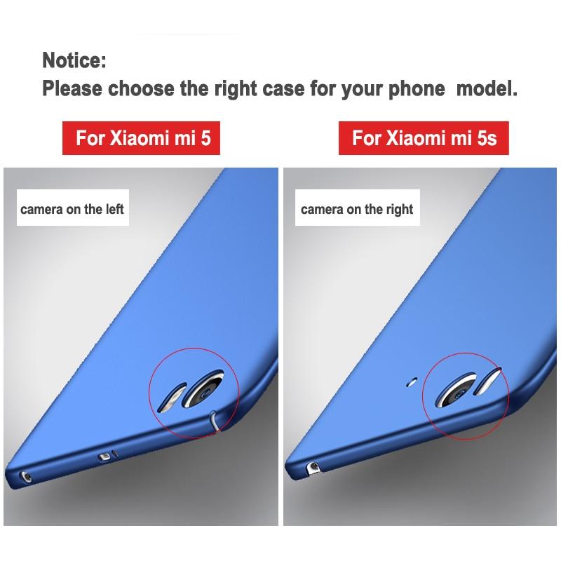 Xiaomi Mi 5 Case Msvii Xiaomi Mi A1 5 X Mi5 s üçün Xiaomi Mi5X - Cib telefonu aksesuarları və hissələri - Fotoqrafiya 2