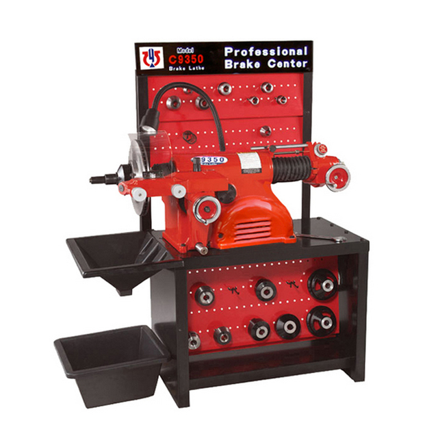 Multipurpose Combination Drum Brake Lathe With Imported Blade
