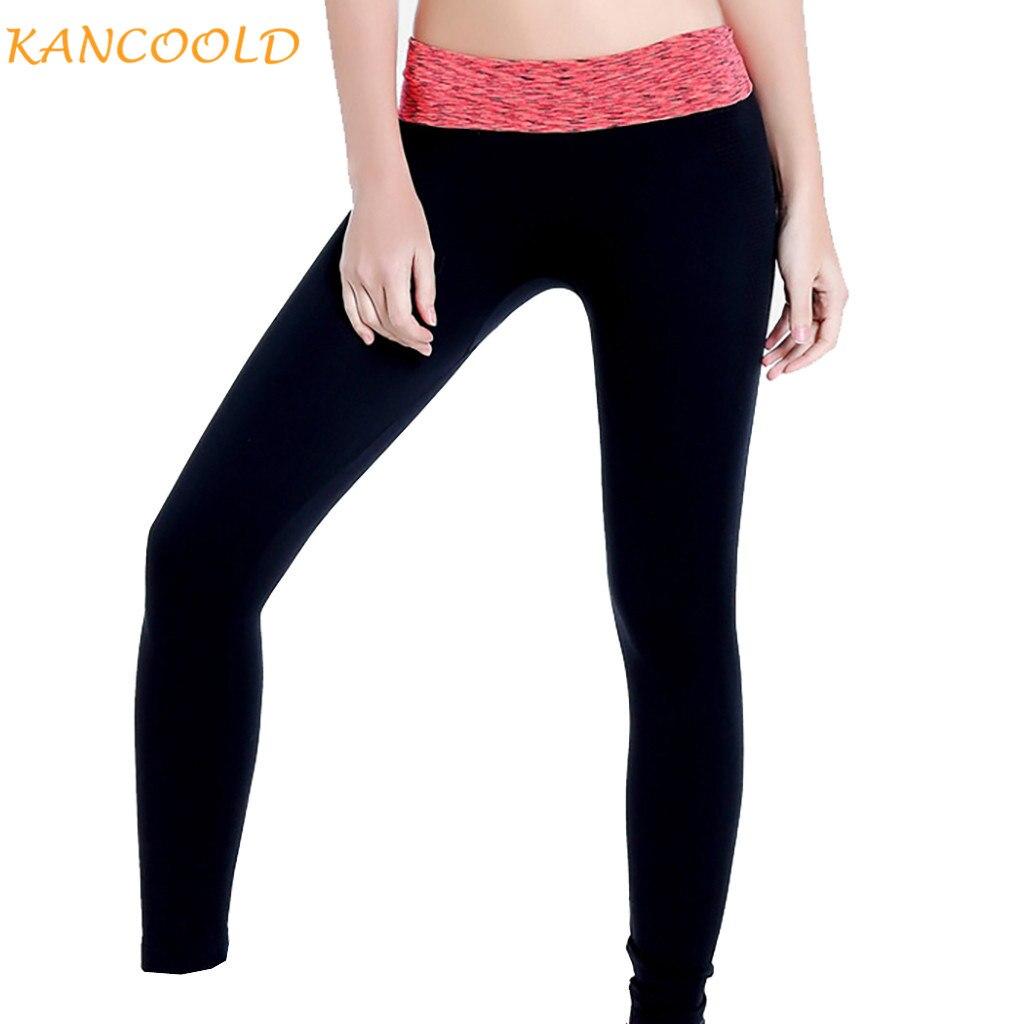 Kancoold Yoga Celana Legging Sport Wanita Kebugaran Gym Mulus Legging Sexy Elastis Ketat Celana Legging Kebugaran Feminina Yoga Pants Aliexpress