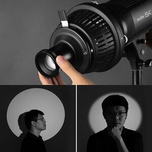 Image 5 - AMBITFUL AL 16 Focalize Konische Snoot Optische Kondensator Kunst Spezielle Effekte Förmigen Strahl Licht Zylinder mit Form und Farbe Gel