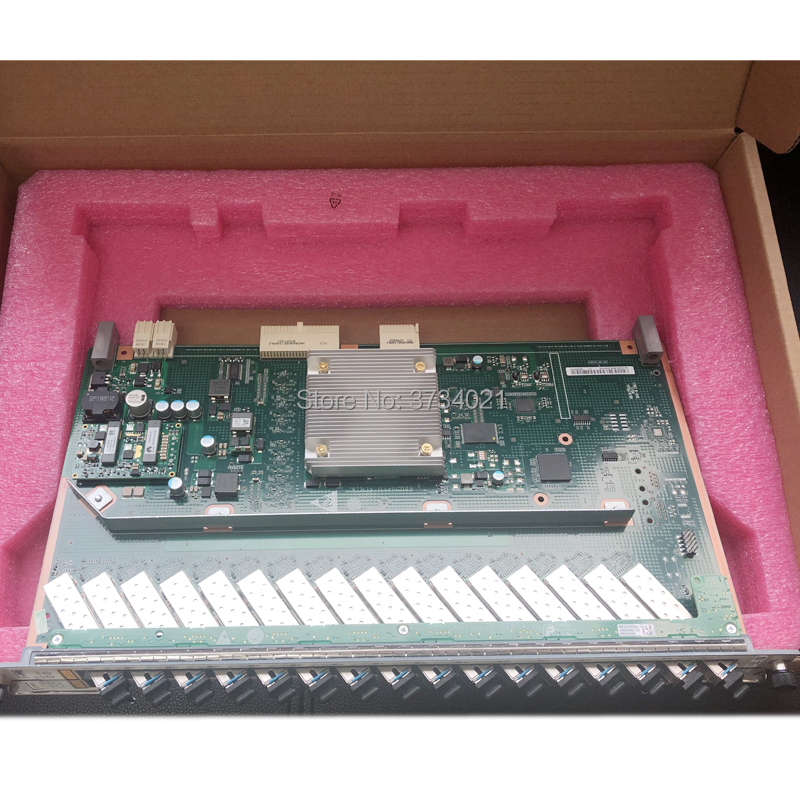 Free Ship By DHL Huawei GPON EPON 8Ports 16Ports Service Card EPBD EPFD GPBD GPFD For Huawei OLT With C+ SFP Modules