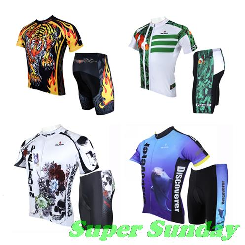 New Arrival Men s Team Cycling Jersey Paladin Cycling Clothings Short Sleeve  Bike Jerseys Sports Bicycle Suits Free Shipping-in Cycling Sets from Sports  ... 7e6613a2e