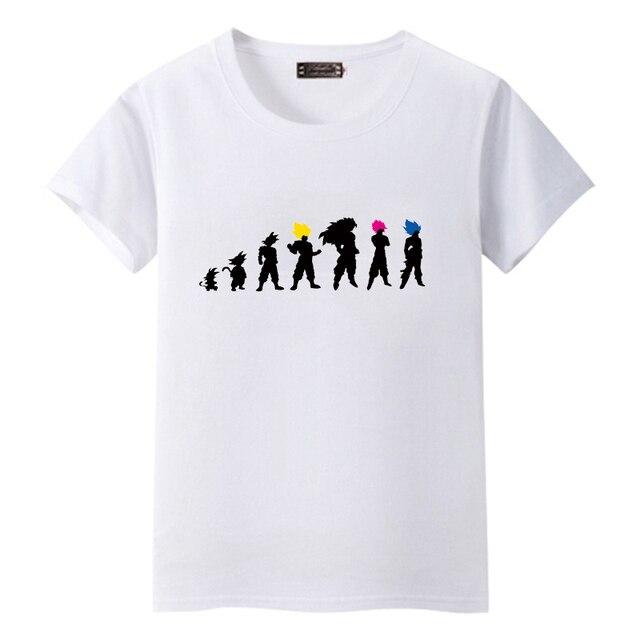 Dragon Ball T Shirt Men 3D T-Shirt