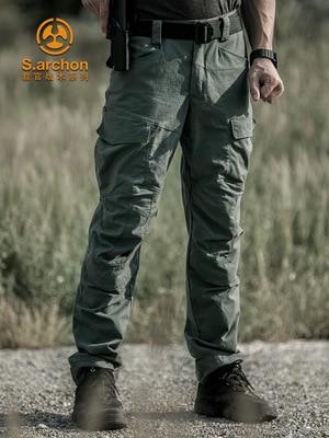 L7 pantalons tactiques pour hommes pantalons de Combat armée pantalons militaires hommes pantalons Cargo pour hommes militaires Style SWAT pantalons décontractés
