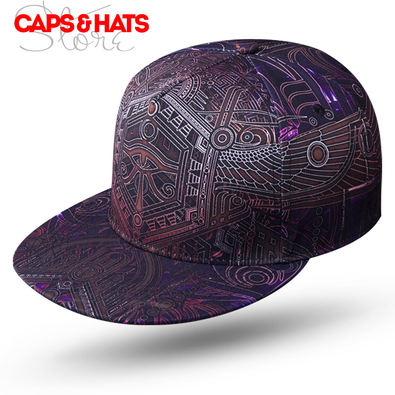 2017 Legal Gorra Plana Boné de Beisebol do Hip Hop Snapback Punk Rock Moda  de Rua a309b67d0ab