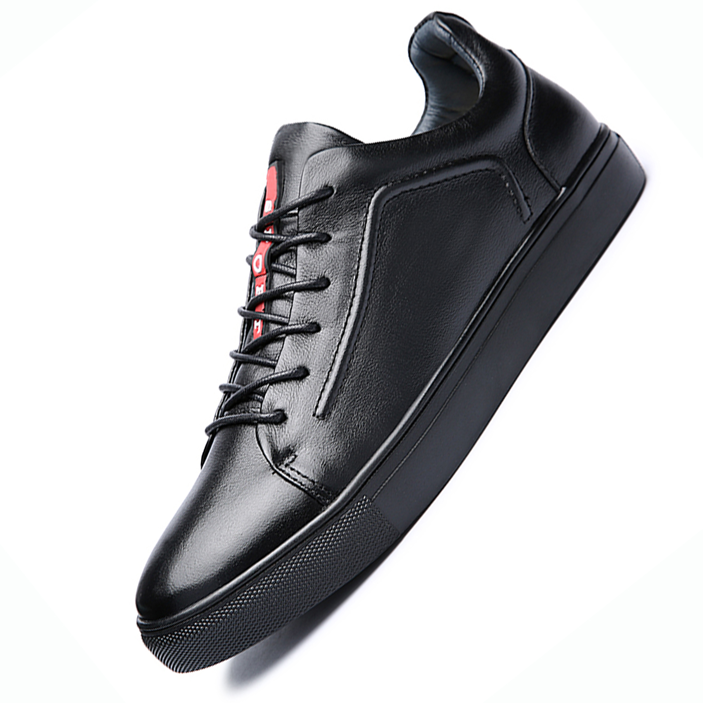 Big Size Flats Shoes High Quality Genuine Leather Black Spring Winter Men Casual Shoes Male Shoes Real Leather Men Oxford  Flats top brand high quality genuine leather casual men shoes cow suede comfortable loafers soft breathable shoes men flats warm