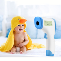 Baby/Adult Digital Termomete Infrared Forehead Body Thermometer Gun Non contact Medical Electronic Digital Termometro Children