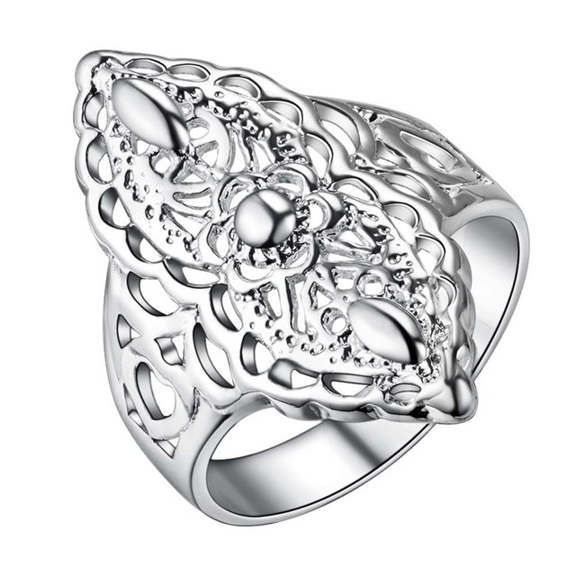 armor fashion Wholesale 925 jewelry silver plated ring ,fashion jewelry Ring for