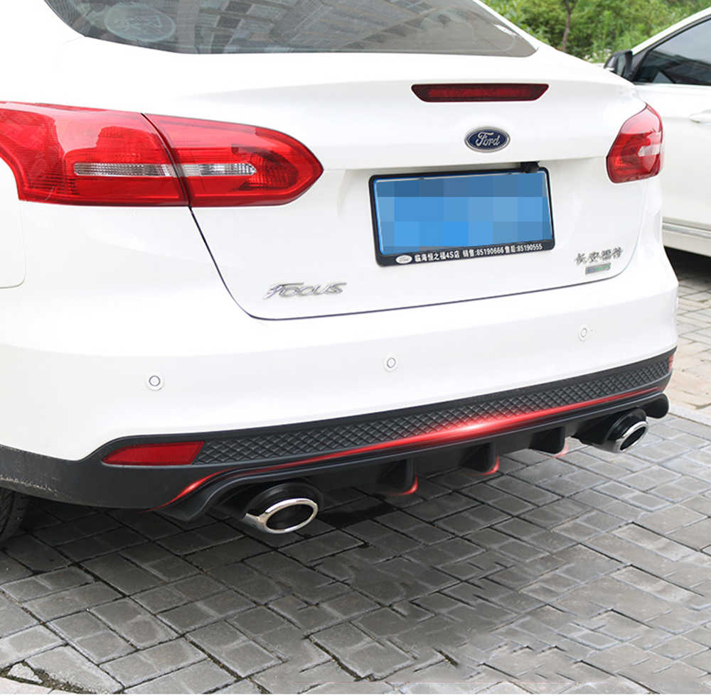 2014 Ford Focus Exhaust