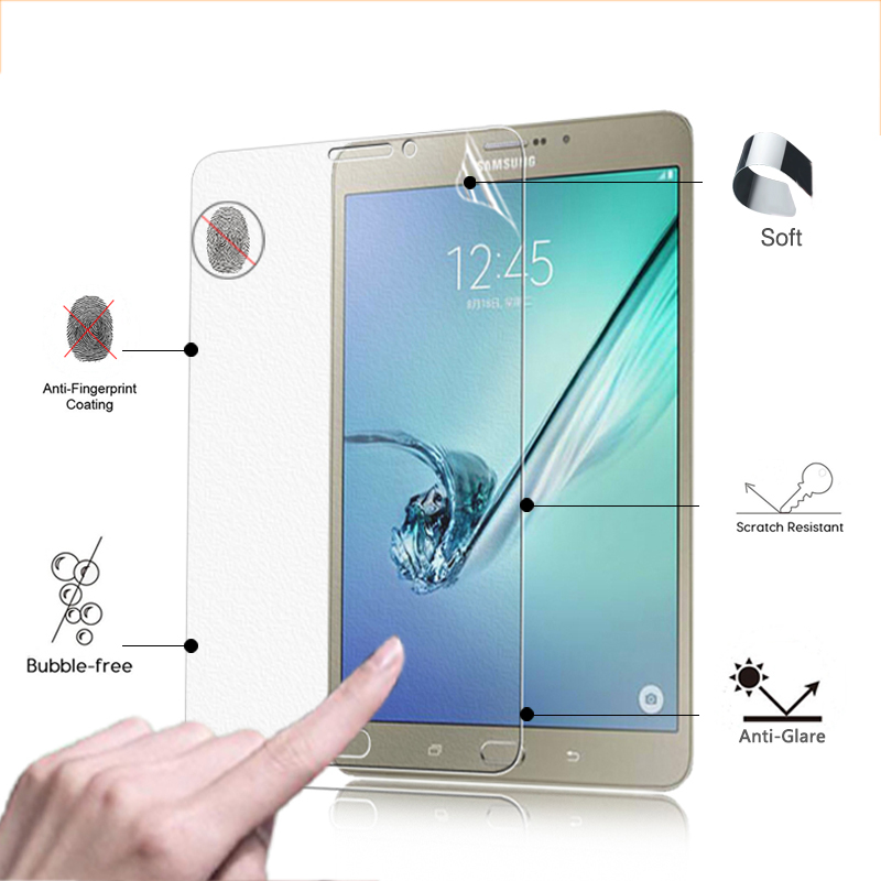 BEST Anti-Glare Matte Screen Protector Film For Samsung GALAXY Tab S2 T710 T715 8.0