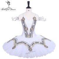 Производительность взрослых балетное платье для детей белый «Лебединое озеро» балерина Профессиональный Щелкунчик пачка Юбка для девочек
