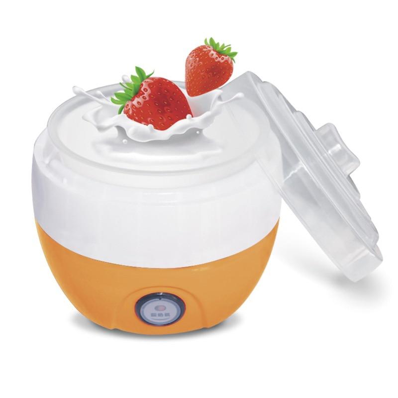 220V 1L Electric Automatic Yogurt Maker Machine Yoghurt DIY Tool Plastic Container Kithchen Appliance