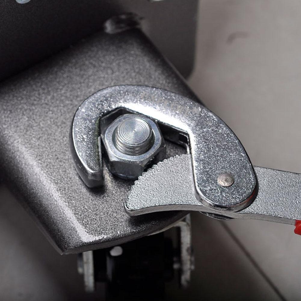 2 sztuk / zestaw Zestaw kluczy nastawnych Uniwersalny klucz - Narzędzia ręczne - Zdjęcie 4