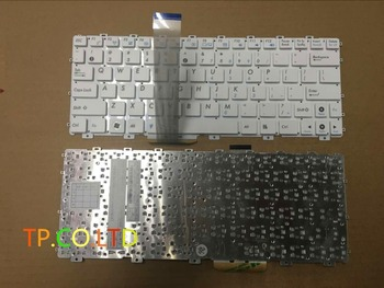 US Keyboard for Asus Eee PC EPC 1015 1015PN 1015PW 1015PX 1015T 1011px 1011BX 1011CX 1015B 1015CX 1015E White US Replacement image