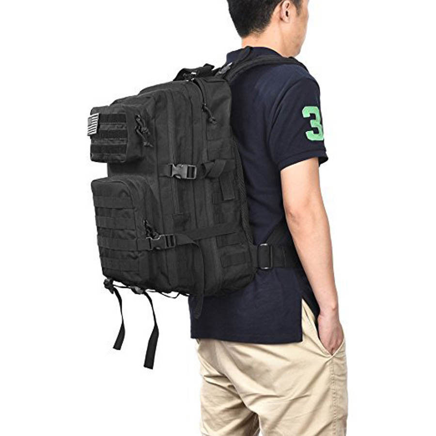 Hunting Camping Military Tactical Backpack Large Assault Pack Army Molle Bug Hunting 50L 40l outdoor multifunctional climbing backpack military army tactical molle back pack trekking camping sports travel rucksacks