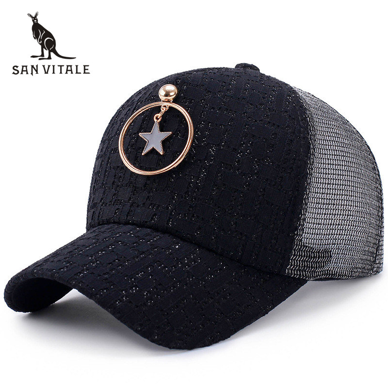 d02f9b6c022 Women Baseball Cap Hats Gift Caps Luxury Brand Ratchet 2018 New Designer  Casual