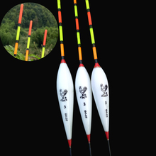 Bobber Fishing Float Set Balsa Material Floating Fishing Barguzinsky Flotteur De Pesca Buoys Fishing Accessories Tackle night fishing float light bobber floats luminous fishing buoy fishing electric balsa wood flotteur de peche fishing tackle
