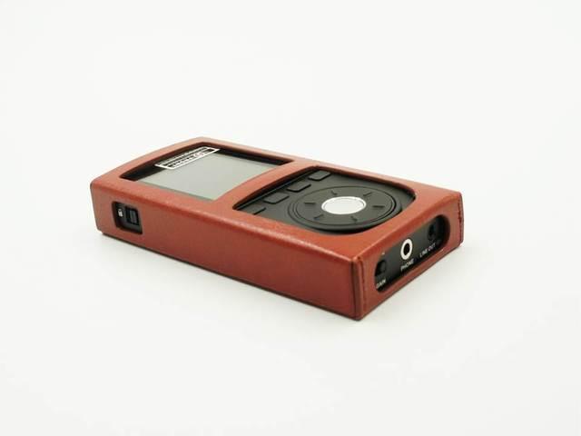 XDuoo X10 Slide-in Cubierta Protectora Funda de piel Funda de Cuero Sintético Para xDuoo X10 Reproductor de Música