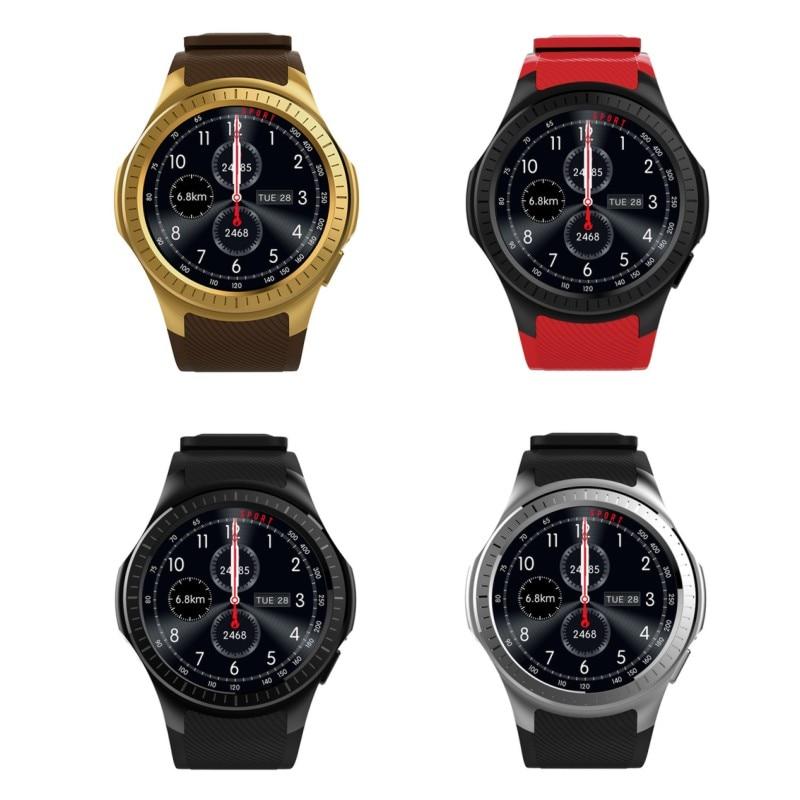 Здесь продается  L1 2G Wifi GPS Smart Watch Phone Camera Fashion Sport SmartWatch  Heart Rate Pedometer Bluetooth  Compass TF card  Бытовая электроника