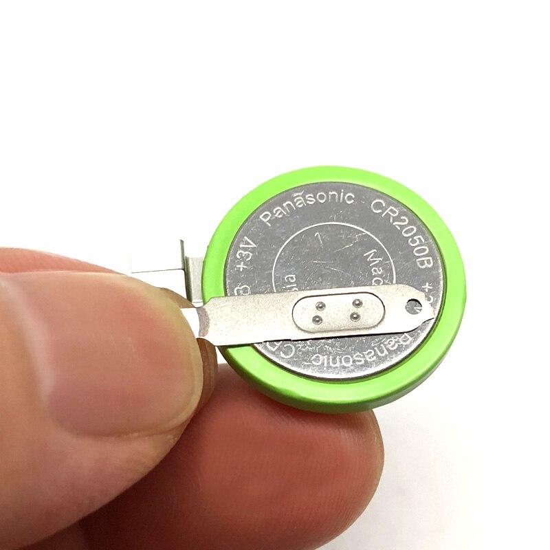 12 pçs lote Original Panasonic CR2050B CR2050
