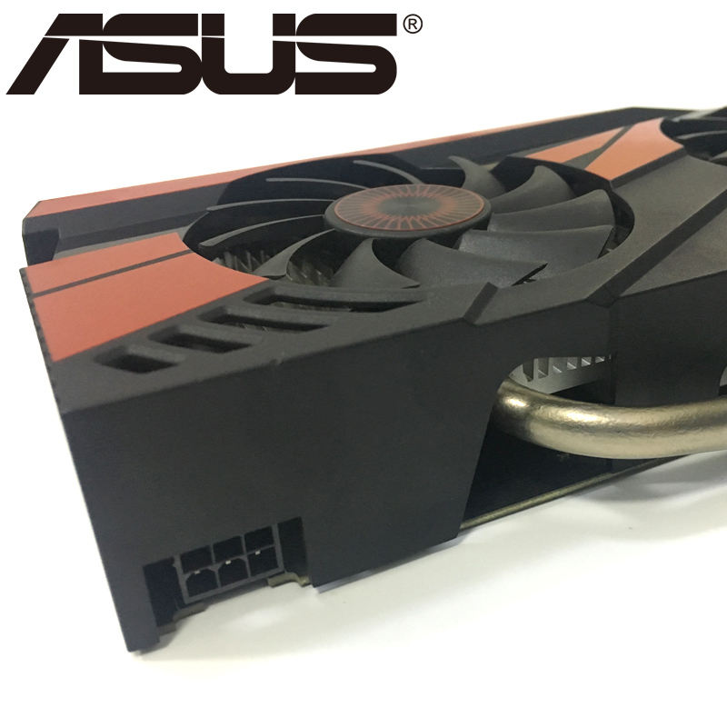 ASUS Video Graphics Card GTX 960 With 2GB 128Bit GDDR5 for NVIDIA GPU 3