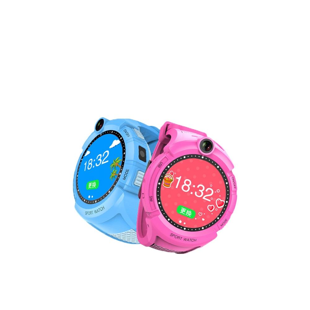 imágenes para Smart watch niños kid reloj gsm gprs gps localizador rastreador anti-perdida smartwatch dz09 guardia niño para ios android q50