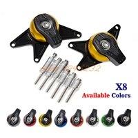Motorcycle Engine Case Stator Crash Pad Slider Protector For Honda CBR1000RR 2008 2009 2010 2011 2012