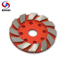 4JKP Wholesale/Retail 4inch Metal grinding pads/Wet using/100mm for polishing concrete/diamond pads+mix order