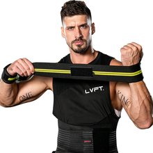 Pressure Wrapped Wrist Sports Fitness Weightlifting Basketball Horizontal Bar Deadlift Anti-snoring Breathable Hand Power Belt свитшот print bar power deadlift