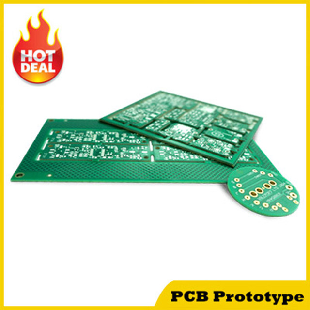 US $0 5 |Rigid Single Sided, Multi layers PCB Board Prototype Printed  Circuit Board Manufacture Fabrication-in Multilayer PCB from Electronic