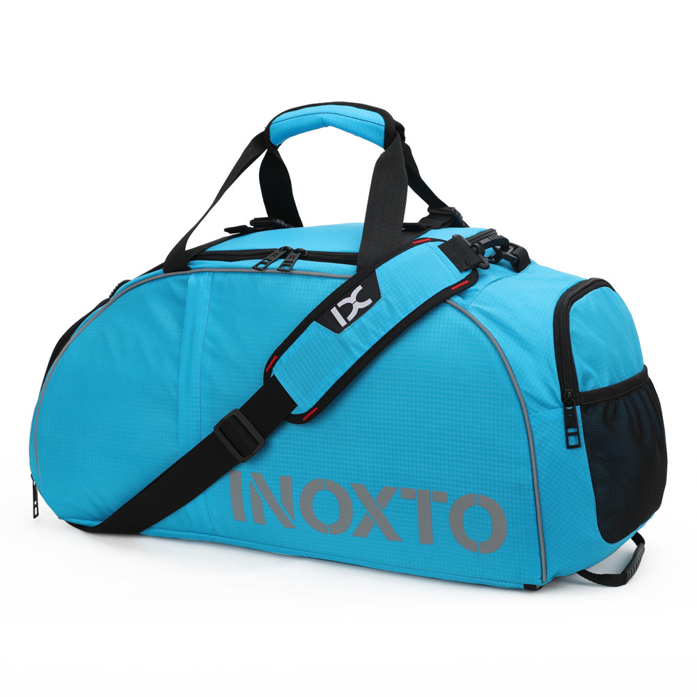 New Yoga Swimming Gym Bag Fashion Leisure Travel Equipment Tide Brand Outdoor Sports Function Bag Chic Travel Bag