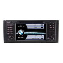7 pouces 1 Din Voiture Lecteur DVD GPS Système de Navigation Pour BMW E53 X5 E39 M5 1995 1996 1997 1998 1999 2000 2001 2002 2003 2004 2005