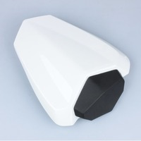White Motorcycle Rear Seat Cover Cowl Fairing For Yamaha YZF R1 2009 2010 2011 2012 2013 YZFR1 YZF R1 09 01 011 12 13