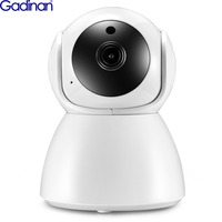 Gadinan HD H.265 1080P Wireless IP Intelligent Auto Tracking Of Human Indoor Security Surveillance CCTV Home Cloud Wifi Camera