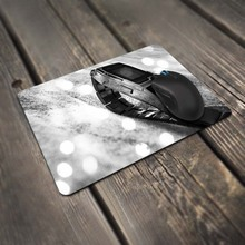 Old Casio Watch Custom Desing Gaming Mouse Pad Speed Control Computer Mats 22*18cm and 25*29cm