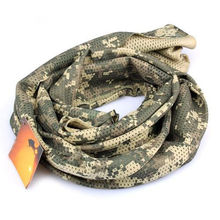 1pcs Fashion Scarf Lightweight Soft Camouflage Military Breathable Wrap Warm Hot Sale