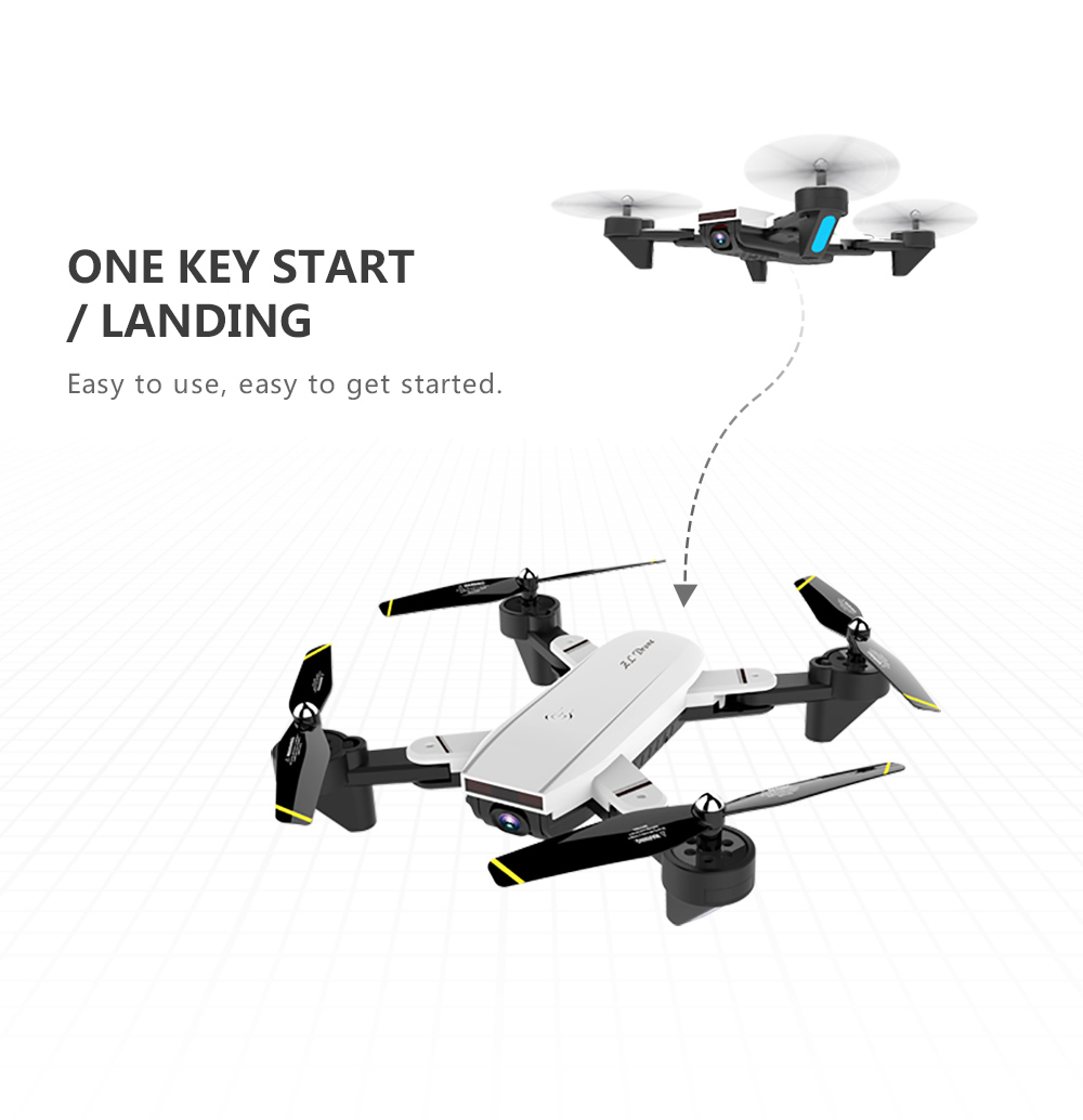 RC Helicopter With HD Camera Wide Angle Selfie Drone Palm Control Quadcopter With WiFi Camera SG700 Upgraded Version SG700s Dron 16