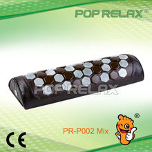POP RELAX physical therapy Health care natural Hexagon jade germanium stone pillow PR-P002 mix