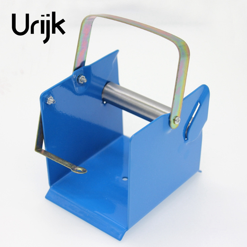 Urijk Welding Tin Solder Wire Rack Tin Wire Holder Tin Line Seat Welding Tool Part Power Tool Hand Tool Set High Quality Blue 54273 ngk high performance wire set part eux012
