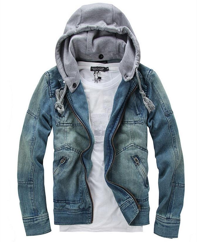 Popular Denim Men Hoodie Jacket-Buy Cheap Denim Men Hoodie Jacket ...