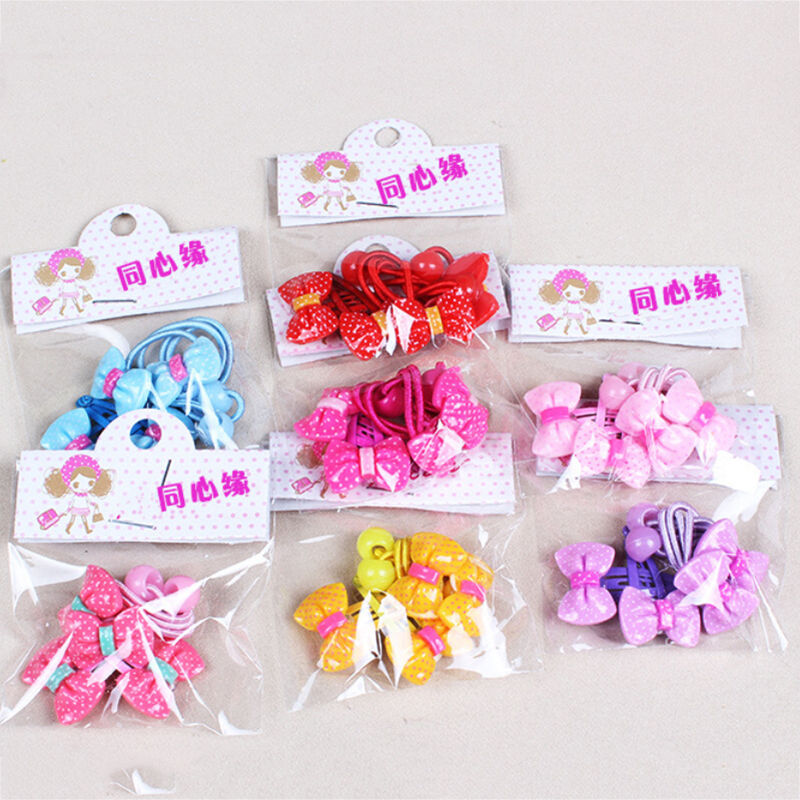 4pcs set hair accessories hairpins