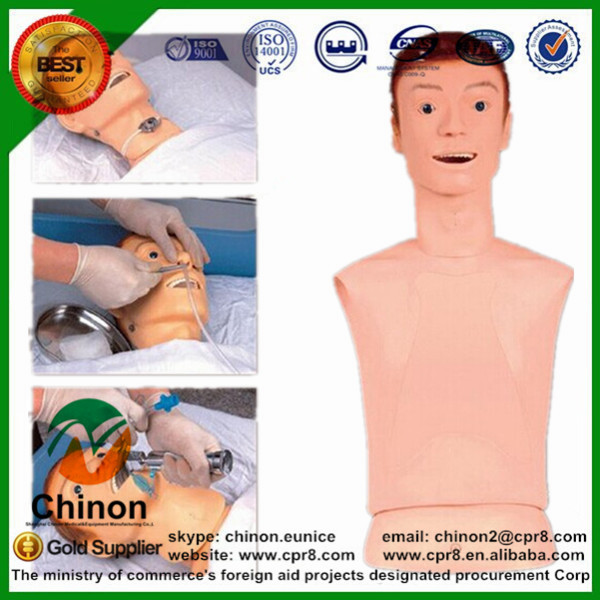BIX-H70/1 Medical Education Nasogastric Tube Trachea Care Manikin W184 bix lv10 medical education training