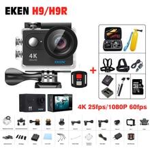 Action camera Original EKEN H9R/H9 Ultra hd 4K wifi Camera 1080P /60fps 2.0 LCD 170D go 4 K pro waterproof wifi sport action cam