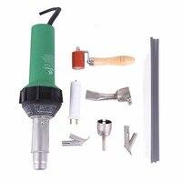 Adjustable 80w 1500w Hot Air PVC PE Plastic Banner Welding Bonding Welder Gun Heat Element 2