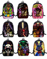 2016 New Five Nights At Freddy Backpack Boys Girls School Backpacks Five Night At Freddys Bag Children Cartoon School Bags