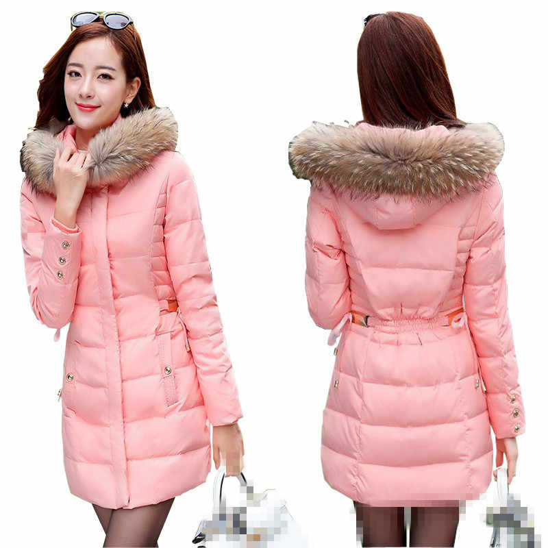98cba8e7a Detail Feedback Questions about 2019 Korean women coats padded ...