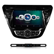 "7""  Android 4.4 Car DVD Player for HYUNDAI Elantra 2014 3G iPod Audio Input Bluetooth SWC Touch Screen GPS Navigation"