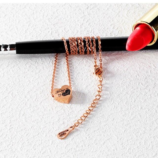 Фото модные ожерелья золотого цвета в форме сердца для женщин с подвесками цена