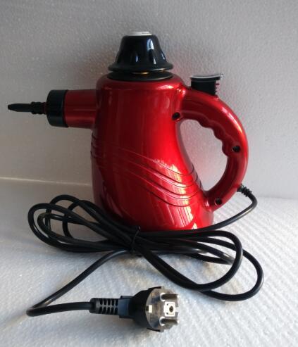 kitchen helper 1000W kill bacteria cleaning steamer 2 gears steam cleaner Europe plug