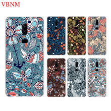 Deep Color Flowers Funny Phone Back Case For OnePlus 7 Pro 6 6T 5 5T 3 3T 1+7 Gift Patterned Customized Cases Cover Coque